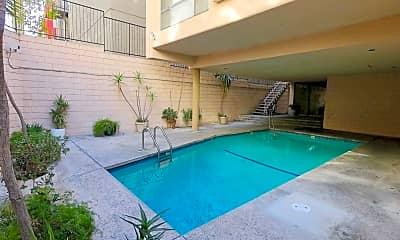 Pool, 400 S Kingsley Dr, 1