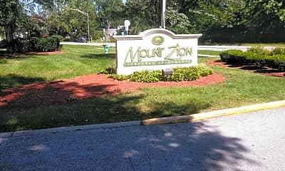 Mt Zion Suburban Apartments, 1