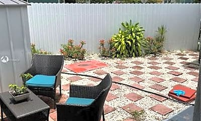 Patio / Deck, 3801 NW 65th Ave, 2