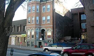 Building, 2315 N Charles St, 2