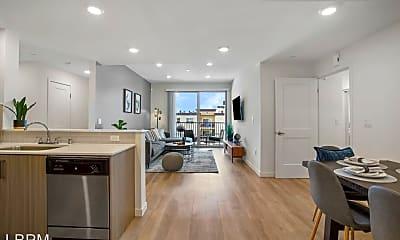 Living Room, 4725 Radford Ave, 0