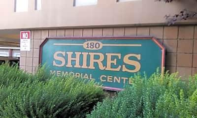 Shires Memorial Center, 1