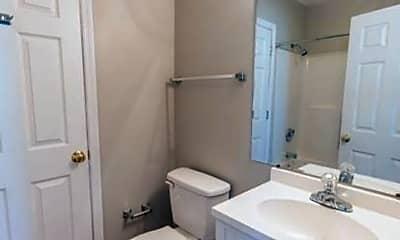 Bathroom, 126 Hester St, 1
