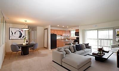 Living Room, Fellowship Court, 0