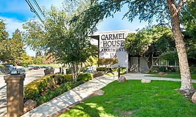 Carmel House, 1