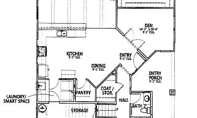 Kitchen, 1494 Varsity Dr, 2