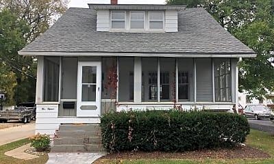 Building, 215 W. Parent Avenue, 0