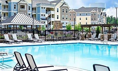 Pool, Glenmoor Oaks, 0