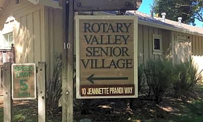 Rotary Valley Senior Village, 1