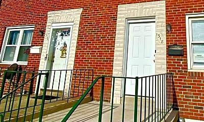Building, 1318 Dalton Rd, 1