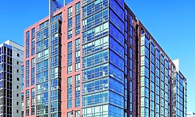 Building, Parc Riverside, 0
