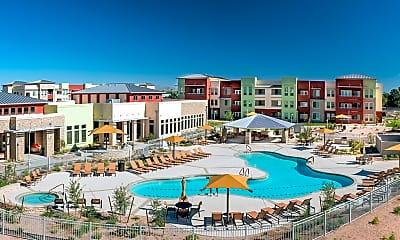 Pool, Southern Avenue Villas, 0
