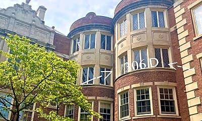 Building, 16300 Van Aken Blvd 306, 1
