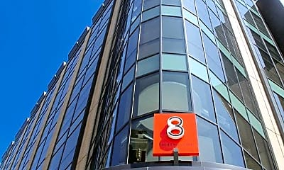 Building, 38 Commerce, 1