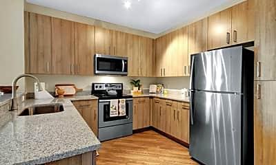 Kitchen, 400 North, 1