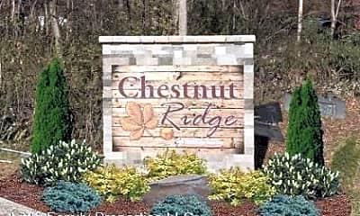 Community Signage, 303 Chestnut Ridge Way, 2