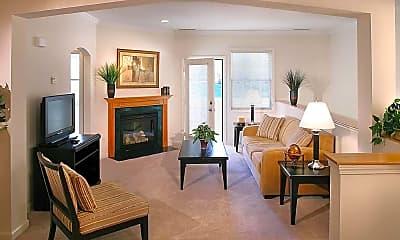 Living Room, The Mansions At Hockanum Crossing, 2