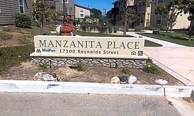 Manzanita Place, 1