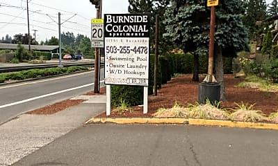 Burnside Colonial, 1