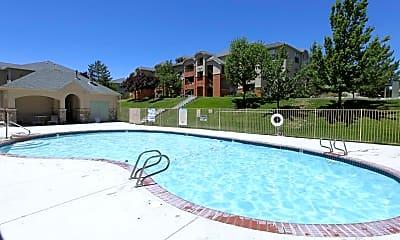 Pool, Austin Crest, 1
