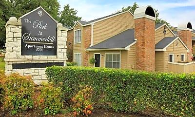 Building, Park at Summerhill, 0