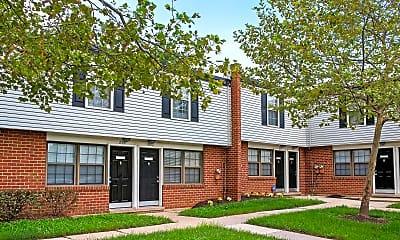 Building, Riverview Townhomes, 2