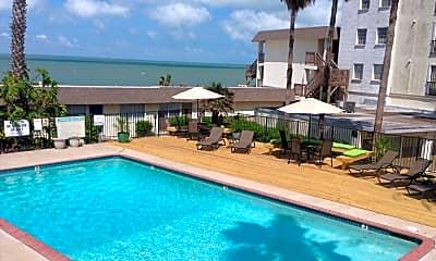 Pool, The Arts At Ocean Drive, 0