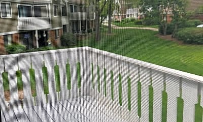 Patio / Deck, 1558 7 Pines Rd A2, 2