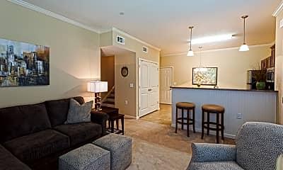 Living Room, Westbrook Crossing, 1