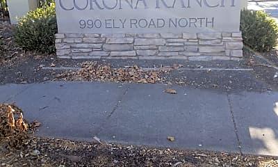 Corona Ranch, 1