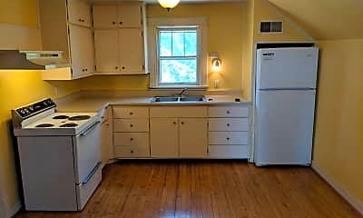 Kitchen, 214 E Ross Ave, 1
