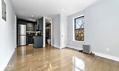 Living Room, 244 E 117th St 5-C, 1