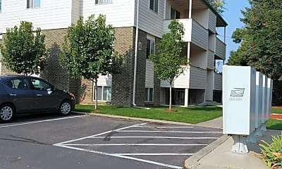 Locust Park Apartments, 0