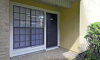Patio / Deck, Cross Lake Apartments, 2