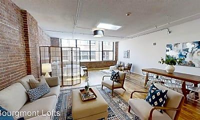 Living Room, 201 Wyandotte St, 0