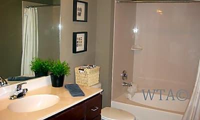 Bathroom, 100 N Santa Rosa Avenue, 2