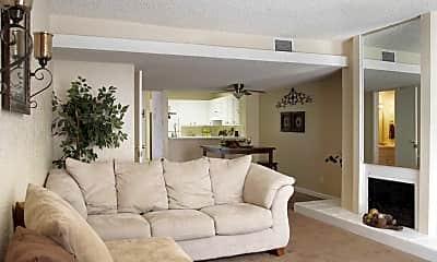 Living Room, Montana Agave, 1