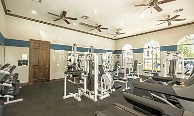 Fitness Weight Room, The Dominion, 2