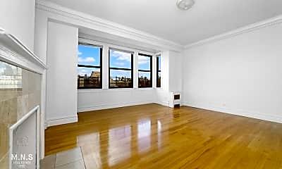 Living Room, 125 Riverside Dr 12-D, 1