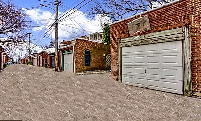 Building, 2923 N Calvert St, 2