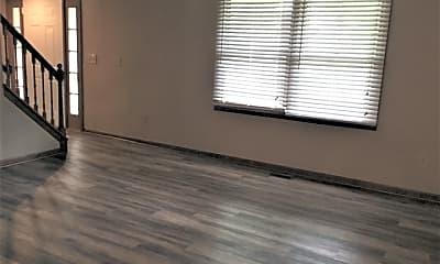 Living Room, 407 Taylor Avenue, 1
