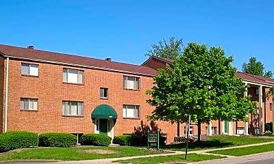 Building, Penn Garden Apartments, 0