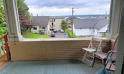 Patio / Deck, 616 N State St, 1