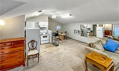 Living Room, 410 W 36th St D, 1