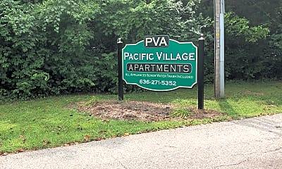 Pacific Village Apartments, 1