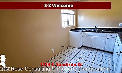 Bathroom, 1214 E Sandison St, 1