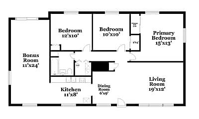 Building, 4363 Chandler Dr, 1