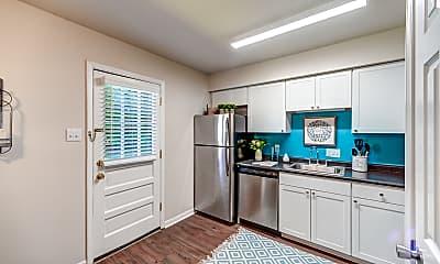 Kitchen, Knollwood, 1