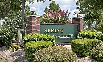 Community Signage, Spring Valley I/II, 2