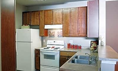 Kitchen, Columbia Park Citi, 1